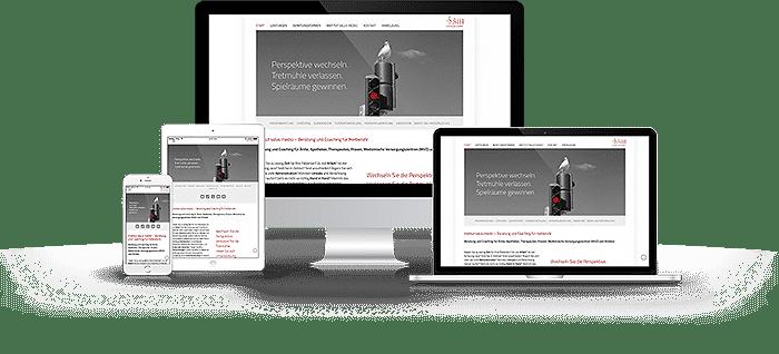 Responsive Webdesign mit Berliner Webdesigner Marko Bußmann