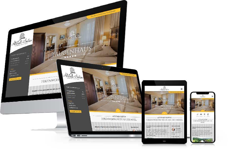Webseite im Responsive Webdesign umsetzen