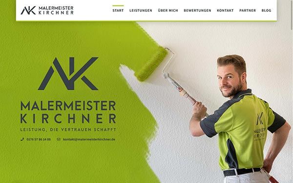 malermeisterkirchner.de